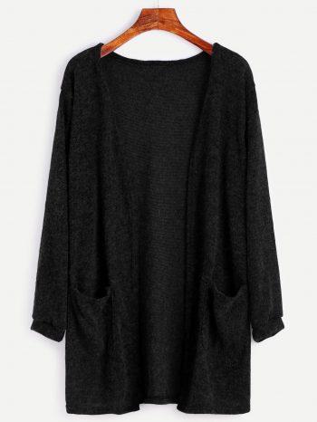 Novedades cardigan negro 350x466