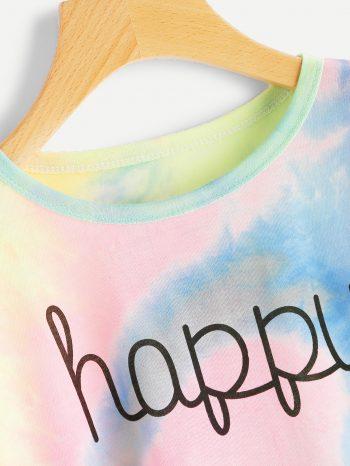 Blusas/Jerséis/Vestidos Camiseta efecto colores pastel 2 350x466