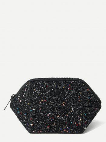 No Sidebar Cosmetiquera geom  trica purpurina 1 350x466