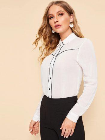 Blusas/Jerséis/Vestidos blusa blanca 4 1 350x466