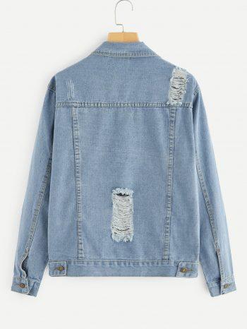 No Sidebar chaqueta jean 2 350x466