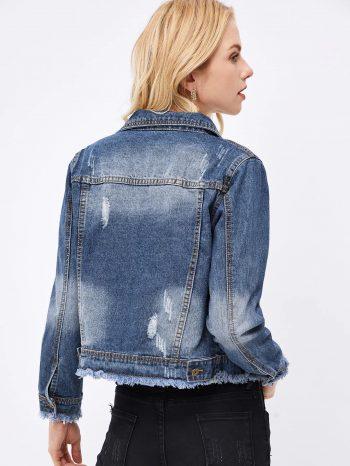 No Sidebar jean chaqueta 2 1 350x466