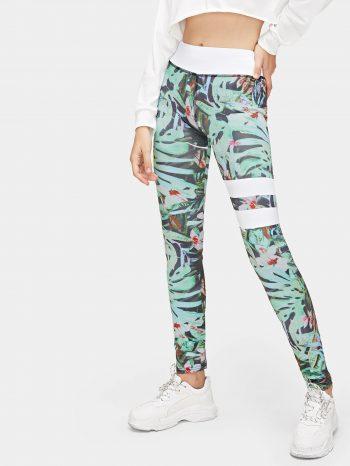 No Sidebar leggins estampado floral 1 350x466