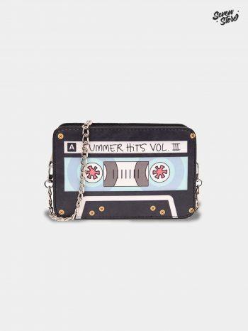 bolsos-maletas Bolso en forma de Casete 350x466