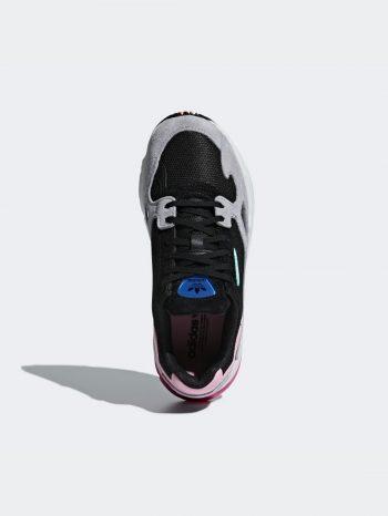 No Sidebar Zapatillas Adidas Falcon negro 2 350x466