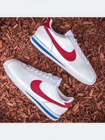 No Sidebar Zapatillas Clasicas Nike Cortes Blanco 350x466