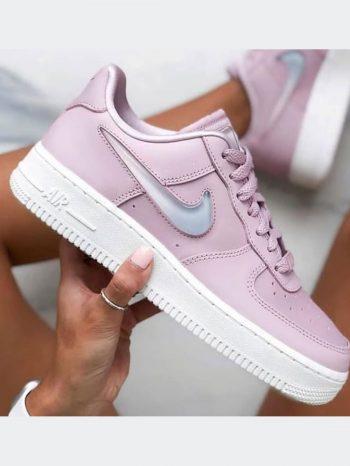 No Sidebar Zapatillas Nike Air force one rosa 350x466